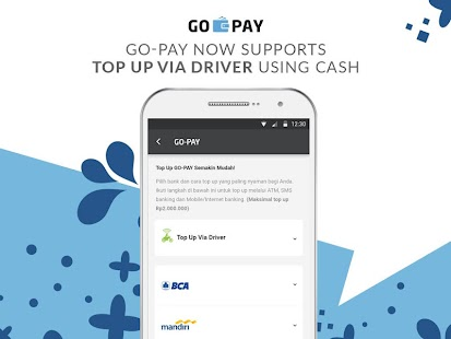 App GO-JEK APK for Kindle