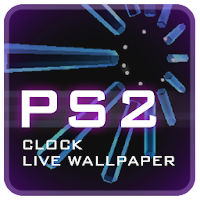 PS2 Clock Live Wallpaper On PC Windows