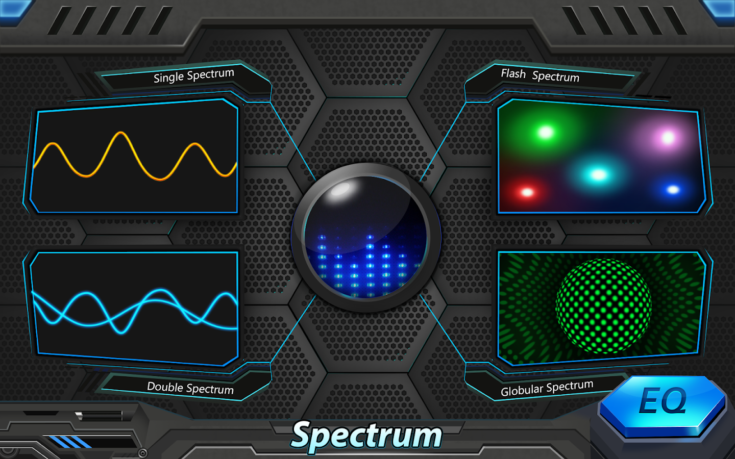 Equalizer & Bass Booster Pro Screenshot 7