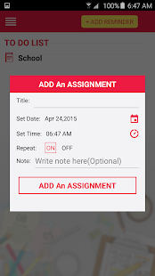 To Do List Pro - screenshot