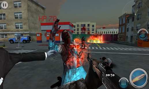 War Z Zombie - screenshot
