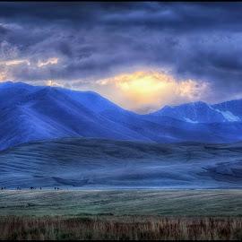 Kyrgyzstan by Jana Vondráčková - Landscapes Mountains & Hills