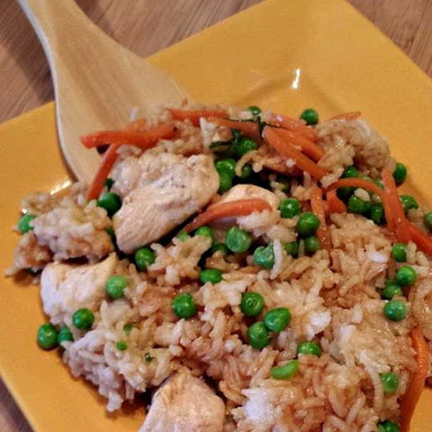 Weight Watchers Chicken Fried Rice