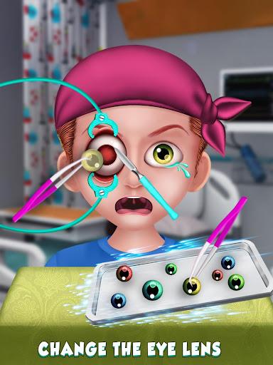 Eye Surgery Simulator Transplant Hospital For PC
