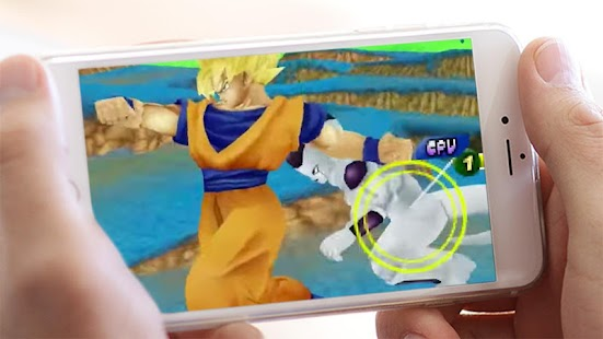 Goku Tenkaichi: Saiyan Fight APK for Bluestacks