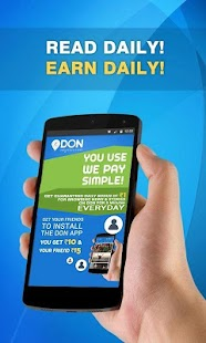 App DON - News, Stories & Deals APK for Windows Phone
