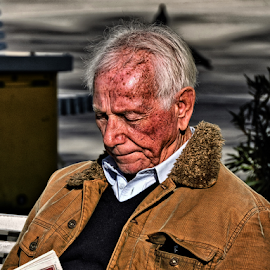 Grandpa by Nino Teo Photography - People Portraits of Men ( grandpa, croatia, split, dalmatia )
