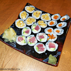 Making Homemade Sushi is Easy with Sushi Quik