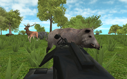 Hunter: Animals In The Forest screenshot 2