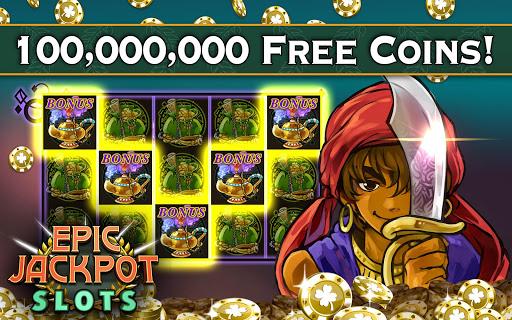 Slots: Epic Jackpot Free Slot Games Vegas Casino screenshot 1