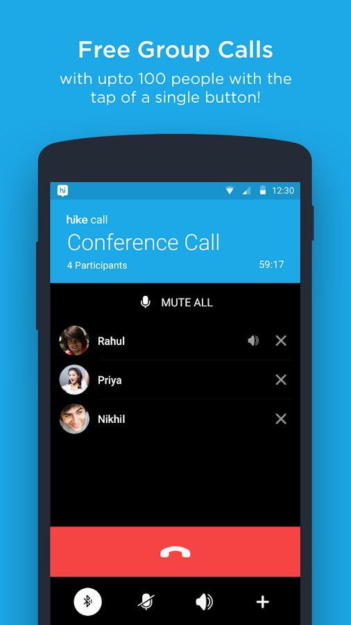 hike messenger Screenshot 6