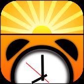 Sanfter Wecker Alarm (Licht)