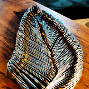 by Helio Santos - Artistic Objects Cups, Plates & Utensils