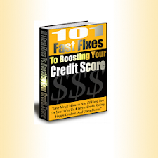101 Fixes To Boost Your Credit