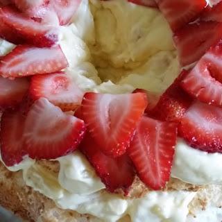 Strawberry Angel Lush Cake Recipes