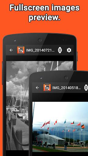 Pebble Gallery - screenshot