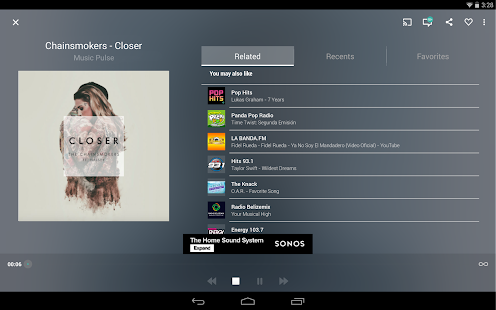 App TuneIn Radio - Radio & Music APK for Windows Phone
