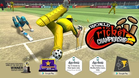 Download World Cricket Championship 2 APK 8