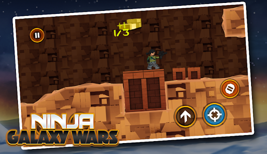 Star Ninja Go War - Galaxy Quest