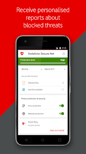 Vodafone Secure Net APK baixar