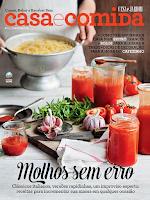 Screenshot of Revista Casa e Comida
