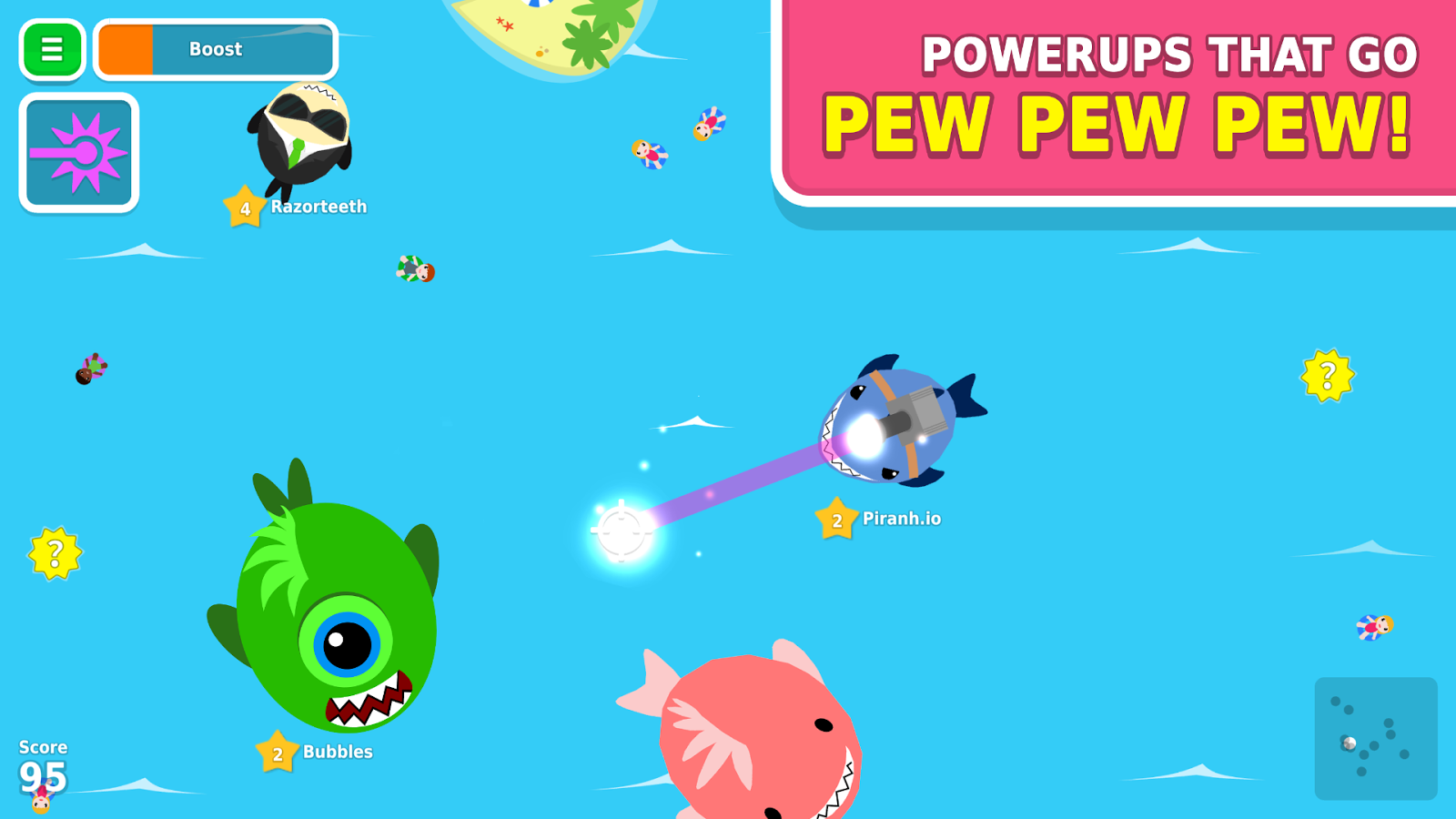 Piranh.io Screenshot 0