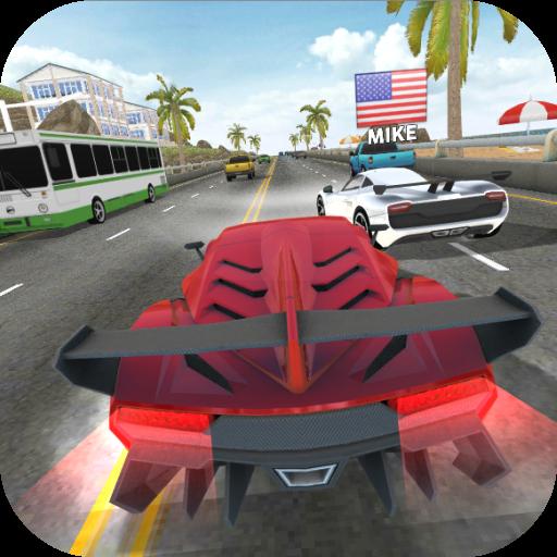 Car Racing Online Traffic (game)