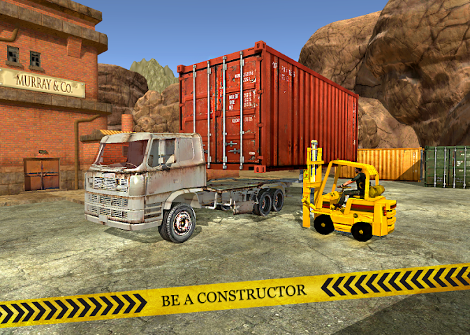 android Construction : Build Operation Screenshot 1