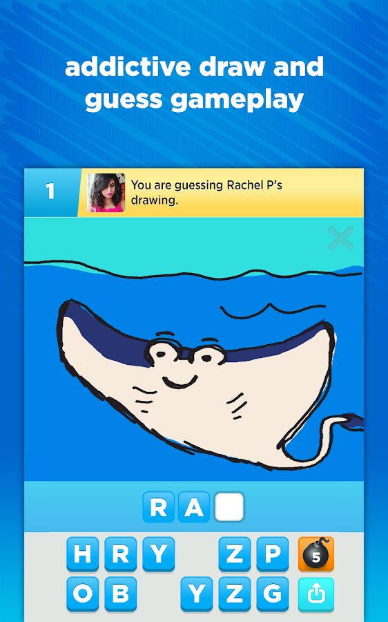 Draw Something Screenshot 7