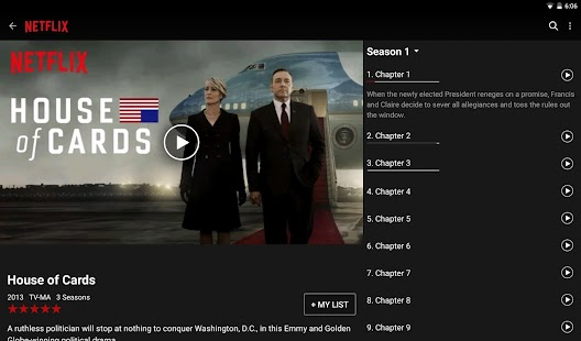 Netflix APK for Bluestacks