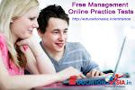 Free Management Online Practice Tests