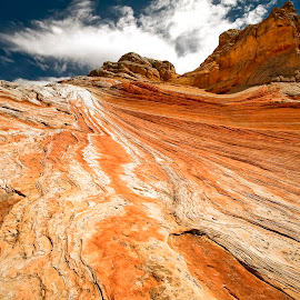 White Pocket by Stanley P. - Landscapes Mountains & Hills