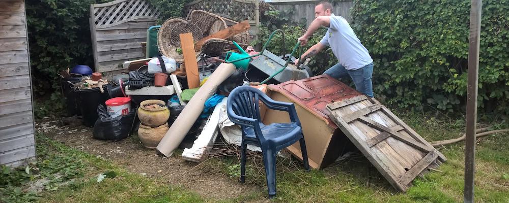 Rubbish removal Hertfordshire