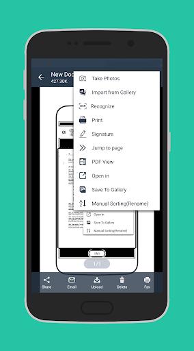 Simple Scan - PDF Scanner App screenshot 14