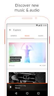 SoundCloud – музыка и звук Screenshot