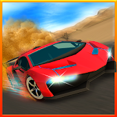 APK Game Desert Drift - الانجراف الصحراء for BB, BlackBerry