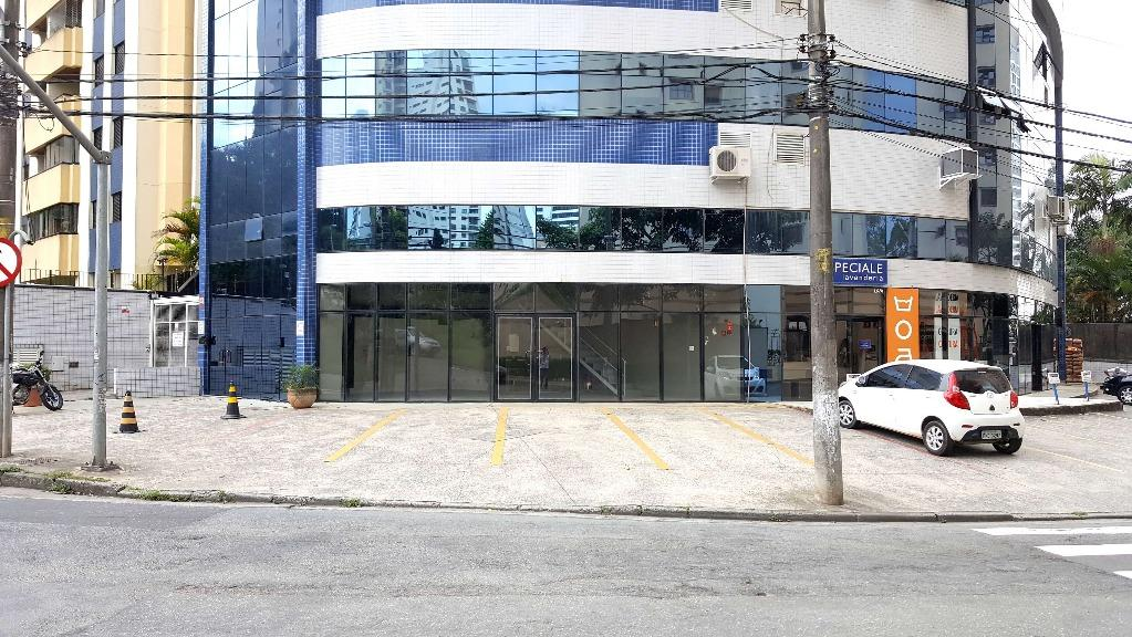 Loja Comercial para Locação, Rua David Ben Gurion, Morumbi, São Paulo - LO0606.