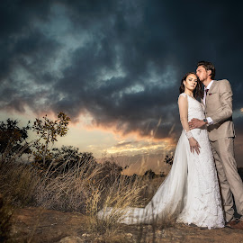 C.J Concepts by Chris Kotze - Wedding Bride & Groom ( couple, wedding photography, wedding photographer, bestoftheday, wedding )