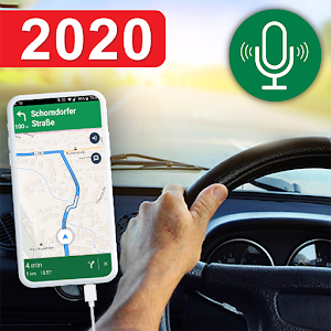 GPS Navigation Live Map & Driving Directions Guide For PC / Windows 7/8/10 / Mac – Free Download