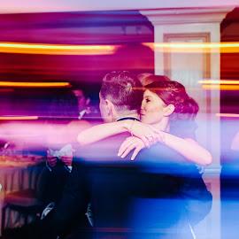 by Joseph Alechko - Wedding Reception