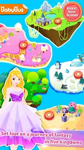Little Panda: Princess Dress Up for pc