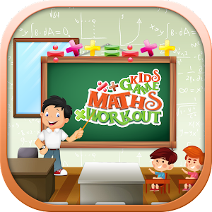 Maths Workout Kids Game APK
