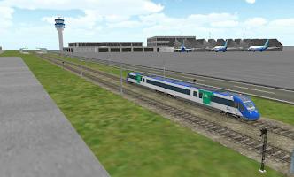 Screenshot of Train Sim