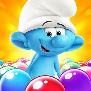 Smurfs Bubble Story Online PC (Windows / MAC)