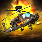 Download Android Game Helicopter Battle 3D for Samsung