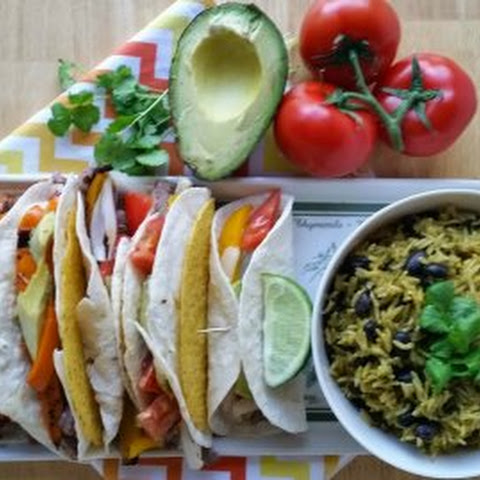 Grilled Steak Tacos With Chipotle Aioli