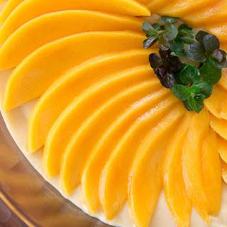 Mango Pudding Vegan Recipes