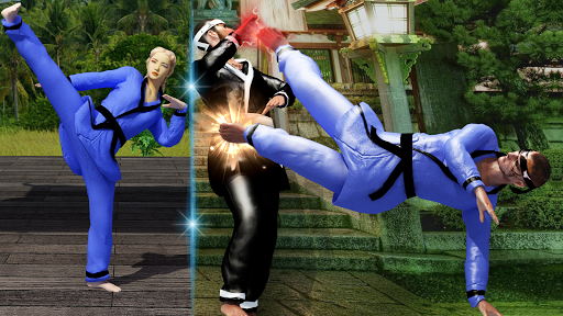 Karate Fighting Kung Fu Tiger screenshot 5