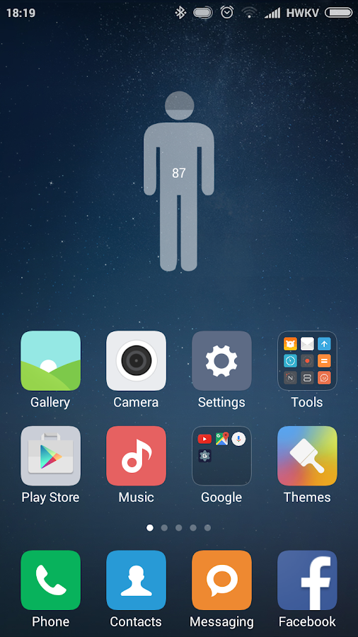 Battery Skin for Zooper Widget Screenshot 6