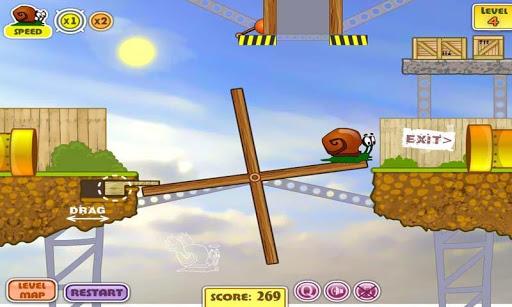 Snail Bob: Finding Home - screenshot